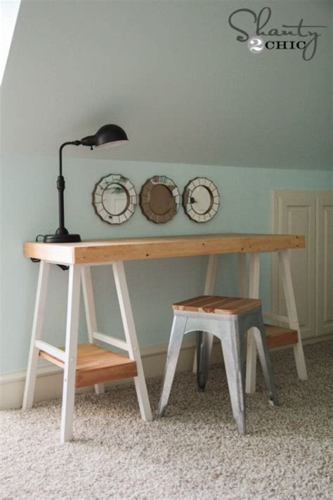 Diy Easy Desk 5 Simple Desk Designs You Can Put Together By Yourself