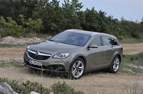 Mobile Tourer Motorrad by Opel Insignia Country Tourer Keine 220 Berraschung Auch