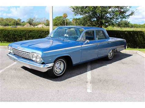 1962 chevrolet belair 1962 chevrolet bel air for sale on classiccars 30