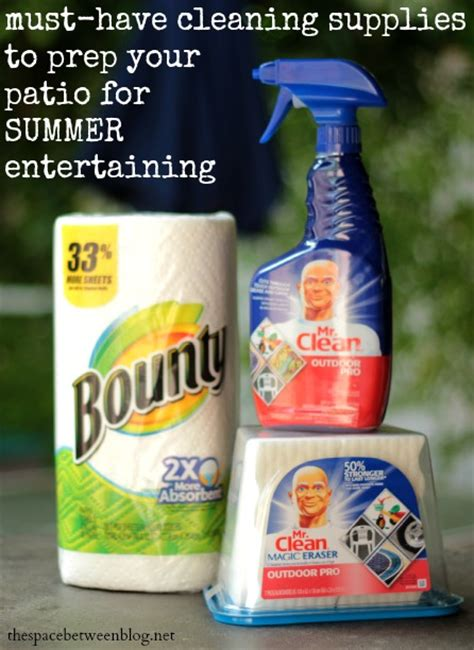 Patio Cleaning Tips by Patio Cleaning Tips And Suggested Products