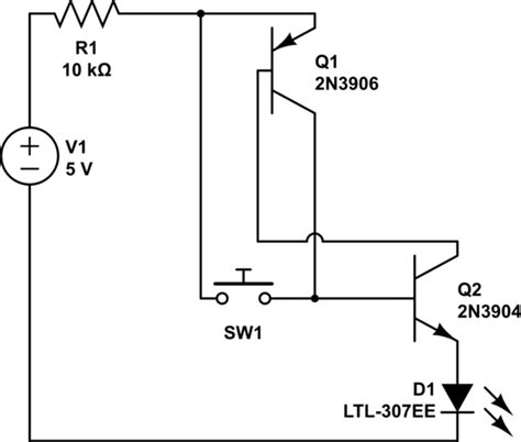 npn transistor viva questions basic how can i create an scr using a pnp and npn electrical engineering stack exchange