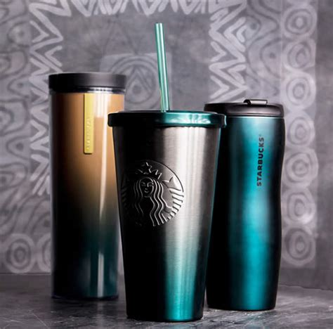 Starbucks Woodland Tumbler starbucks new africa adventures cups tumblers collection