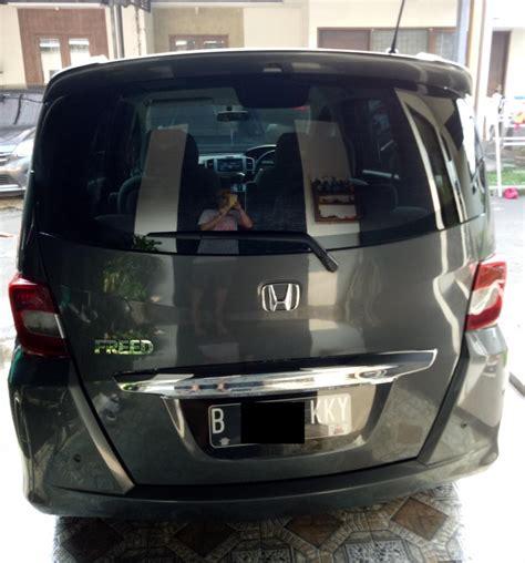 Aki Kering Mobil Honda City Garansi 1 Thn dijual honda freed type s 1 5 at thn 2012 mobilbekas
