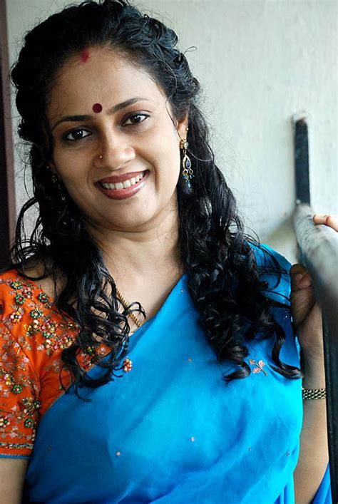 old heroine lakshmi family photos lakshmi ramakrishnan in saree pictures iactress