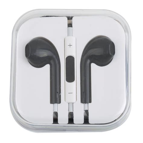 Headset Apple Earphone Iphone earbud headset headphone with mic for apple iphone 5