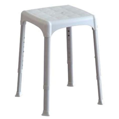 sgabello in plastica sgabello in plastica e gambe alluminio regolabili