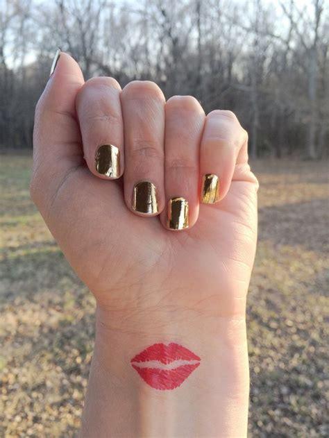 red lips tattoo best 25 ideas on bullet