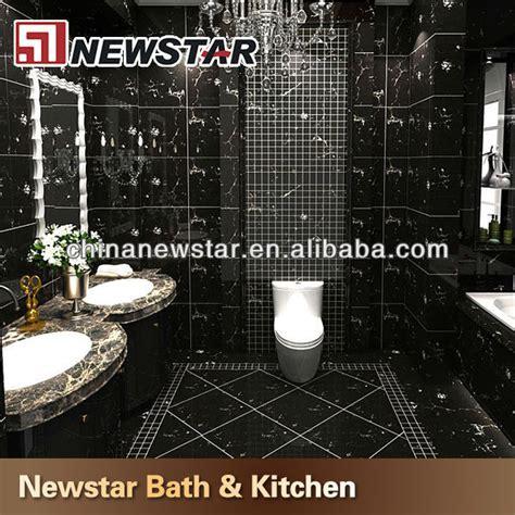 black and gold floor l hotel bagno piastrelle fiore di marmo nero e oro malmo id