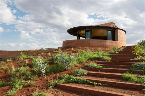 innovative homes exploring the world of green roofs and underground homes