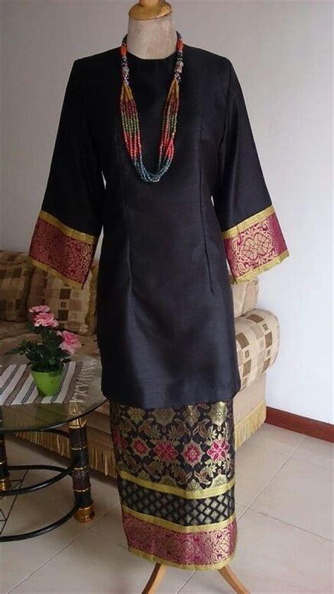 Abaya Pesta Setelan Kebaya 1000 ideas about baju kurung on kebaya