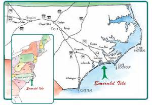 emerald island carolina map emerald isle nc map directions see where emerald isle