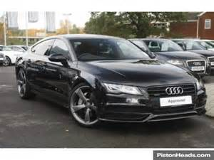 used audi a7 cars for sale with pistonheads