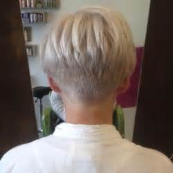 back picture of wedge haircuts best 25 short wedge haircut ideas on pinterest short