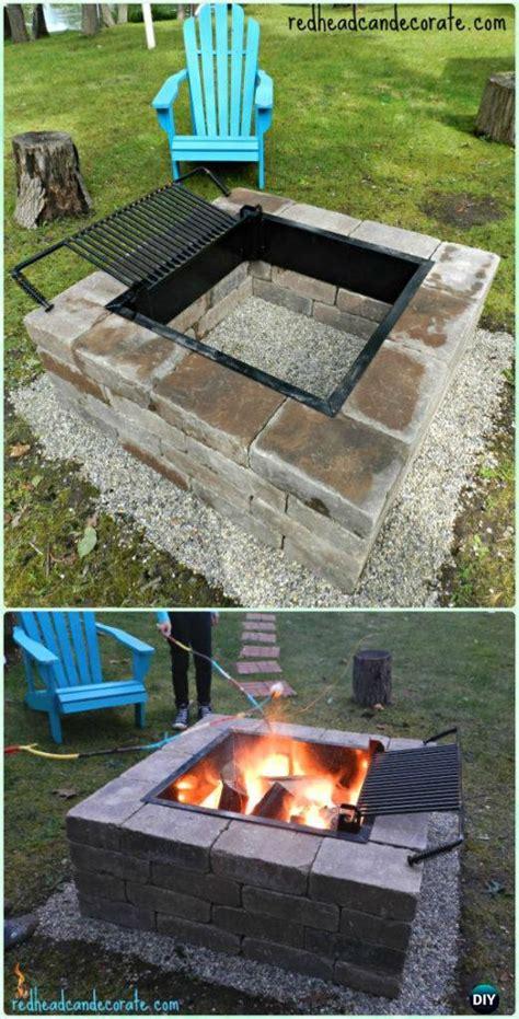 diy backyard grill diy backyard bbq grill projects instructions