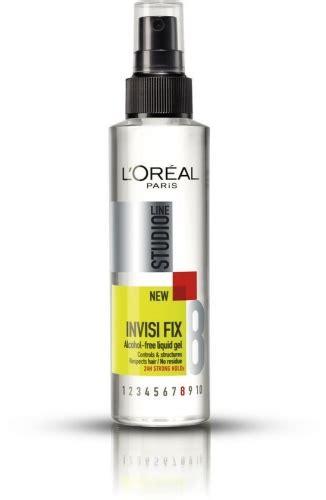 l or 233 al studio line invisi fix tv spot loreal studio line invisi fix precise gel spray nr 8 strong hold 150 ml lo3865