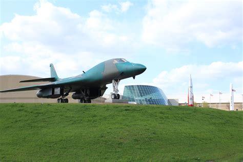 b 1a lancer strategic air command aerospace museum