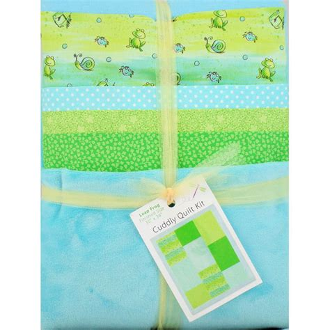 Cuddly Quilt Kits by Weekend Kits New Quilt Kits For Baby