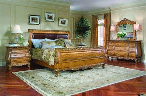 versailles bedroom set legacy classic versailles leather sleigh bedroom