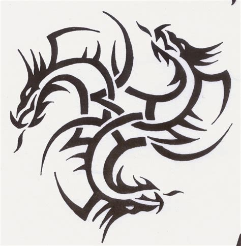 celtic dragon tattoo design tribal and celtic designs how to tattoos