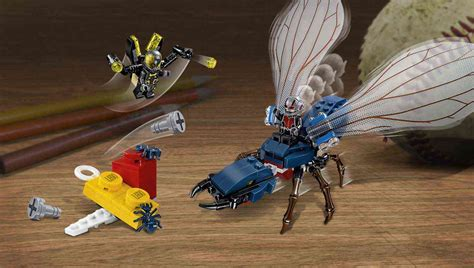 Lego Antman lego ant poster and battle set