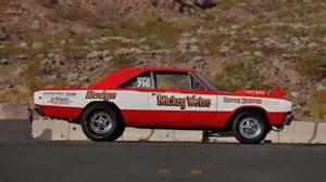 Dodge Dart Hemi Stock 1968 Dodge Hemi Dart Lo23 Stock Driven By Mickey