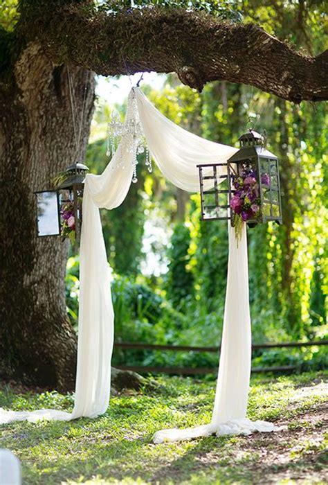 diy outdoor wedding arches ideas diy ideas of outdoor garden wedding arch weddceremony