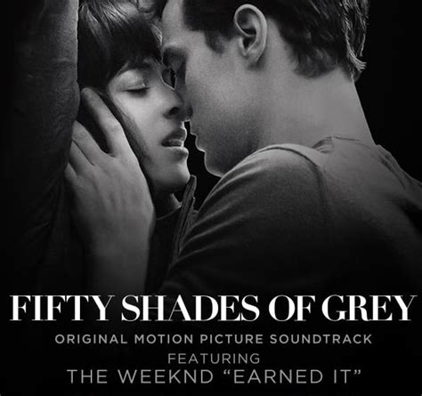 fifty shades  grey soundtrack songs popsugar entertainment