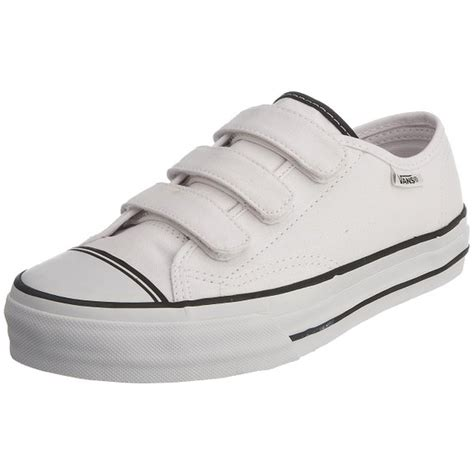 Tucked In Velco Straps Canvas cheap vans velcro shoes find vans velcro shoes deals on