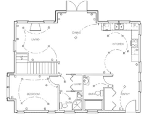 how to make a blueprint of a house house blueprints tutorials