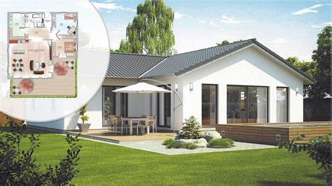 Musterhaus Mit Garage by Musterhaus Bungalow Mit Garage Entdecken Sie Unseren