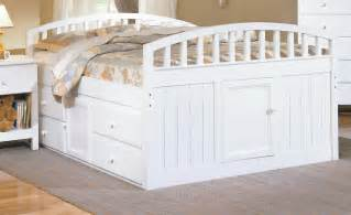 How Wide Is A Queen Size Bed Frame Bedroom Modern Black Painted Solid Wood Captains Bed