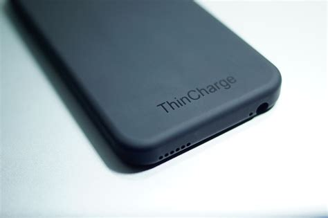 ThinCharge ? The World?s Thinnest iPhone Battery Case