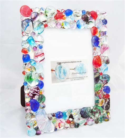 Handmade Photoframes - wight island glass made light pulls and door knobs