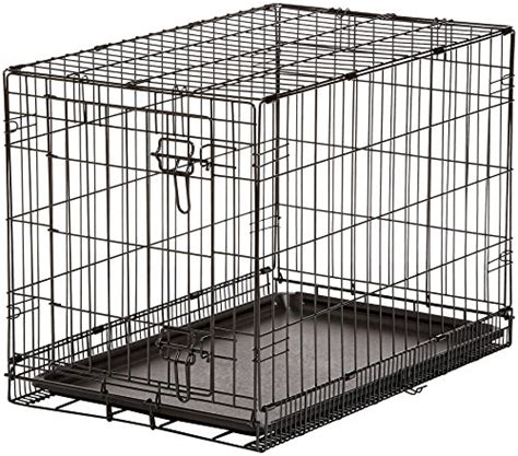 30 inch crate amazonbasics single door folding metal crate 30 inches import it all