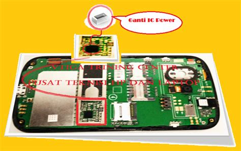 Ic Power Andromax I Smartfren Ad683g cara memperbaiki handphone smartfren andromax c mati total v tiga and repair center