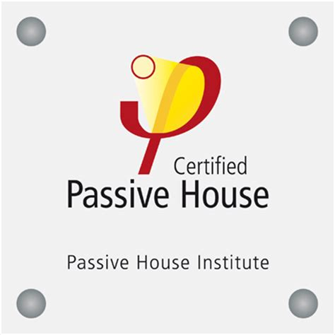 passive house certification passivhaus institut