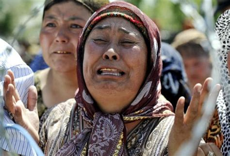 uzbek people article about uzbek people by the free 100 000 uzbeks flee to border as kyrgyzstan clashes