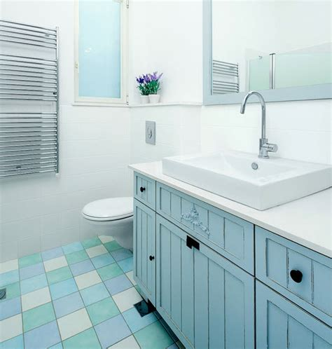 blue floor tile bathroom 36 blue ceramic floor tile for bathroom ideas and pictures
