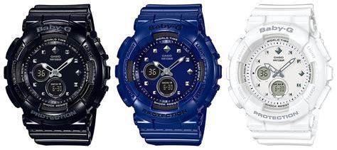 Baby G Casio Dg 120 Blue baby g ba 125 series g central g shock