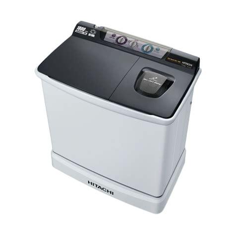 Mesin Cuci Hitachi 2 Tabung jual hitachi ps1000lsj mesin cuci harga