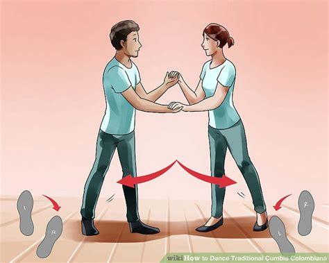 imagenes de step up todos a bailar 4 ways to dance traditional cumbia colombiana wikihow