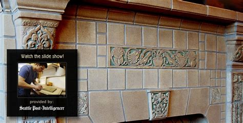 Kitchen Tiling Ideas Pictures by Tile Restoration Center American Arts And Crafts Tiles