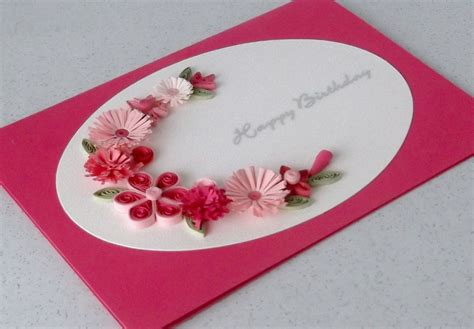 How To Make Greeting Cards With Paper - handmade quilled greeting cards shopping 9