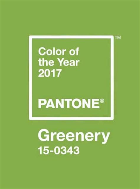 What Is The Color Of The Year 2017 | pantone color of the year 2017 announced musings of a
