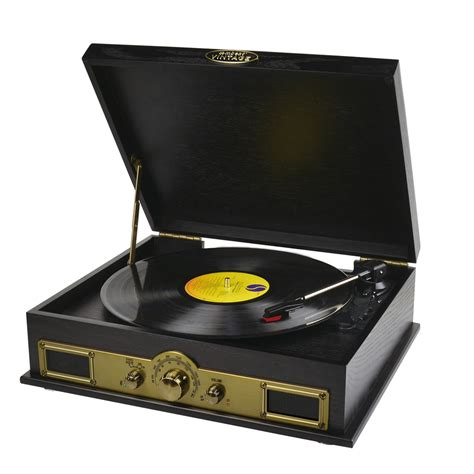 old record player buy mbeat vintage wood turntable with bluetooth speakers