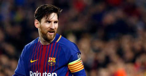 barcelona striker lionel messi hasn t yet signed contract thibaut courtois admits he didn t expect lionel messi to