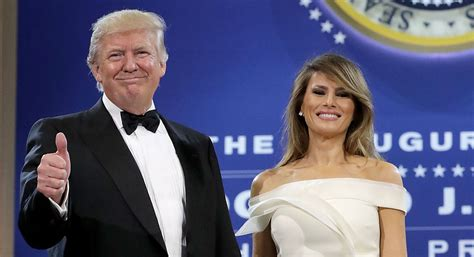 donald trump gives update on melania trump s health after