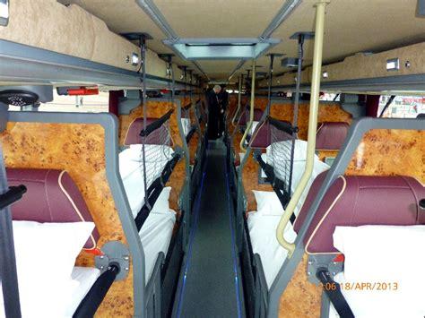 Sleeper Megabus by Stagecoach Launch Their New Doub
