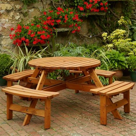 round picnic benches for sale anchor fast somerset round picnic bench on sale fast