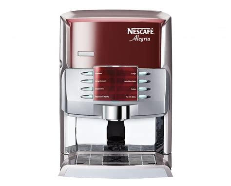 Nescafe Alegria   Executive VendingExecutive Vending